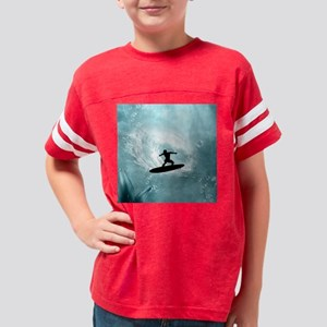 Sport, surfboarder with wave T-Shirt
