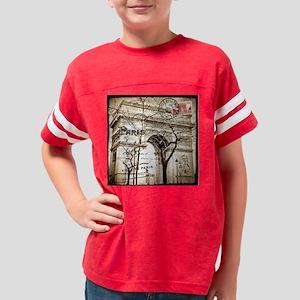 0ab1184f6 Arc de triomphe Youth Football Shirt