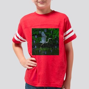 Wallclock 4 Youth Football Shirt