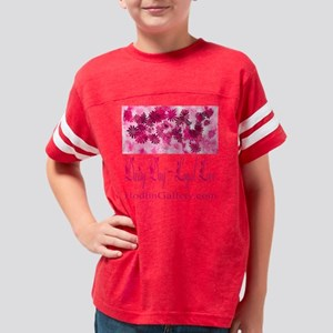 Daisy Day - Loyal Love tote Youth Football Shirt