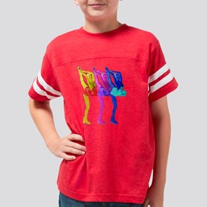 skatergurlz Youth Football Shirt