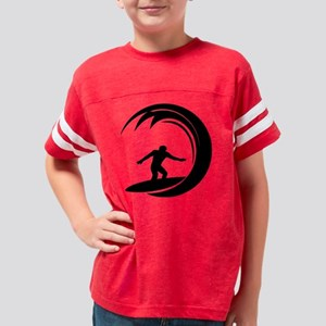 surfA001 Youth Football Shirt