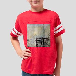Claude Monet Westminster Brid Youth Football Shirt