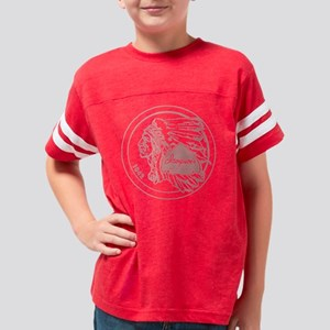 brewiroquoisdark Youth Football Shirt