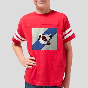 SAL 253 psd Youth Football Shirt