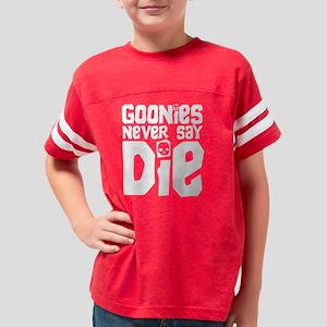 goonies1 Youth Football Shirt
