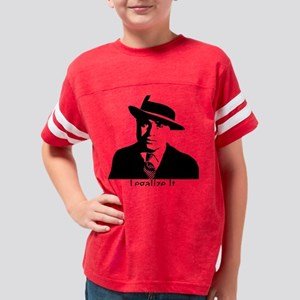caponelegalizeshirt Youth Football Shirt