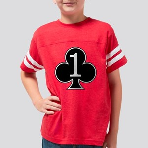 1-327 One of Clubs Youth Football Shirt