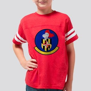 175th Logistics Sq Youth Football Shirt