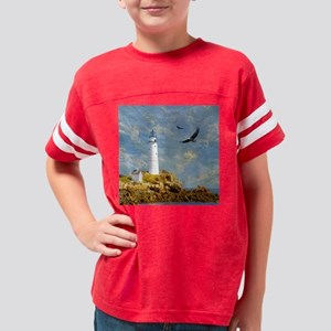 Lighthouse7100 Youth Football Shirt