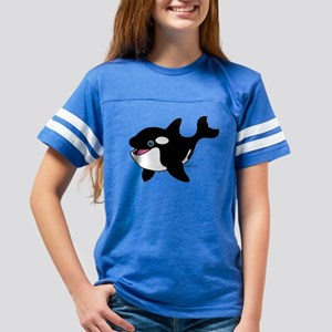 Whale (A) Youth Football Shirt