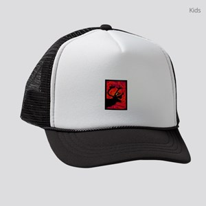 GOOD EVENING Kids Trucker hat