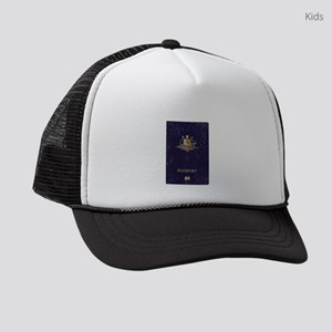 Australian Worn Passport Kids Trucker hat