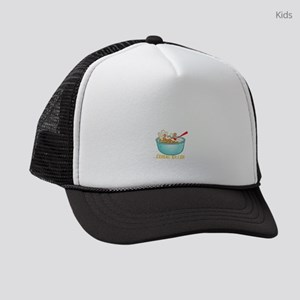 Funny Cereal Killer Breakfast Foo Kids Trucker hat