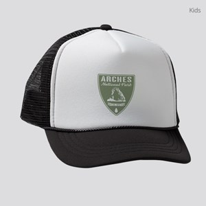 Arches National Park Kids Trucker hat
