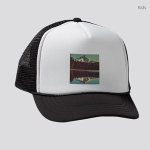 Mount Hood Kids Trucker hat