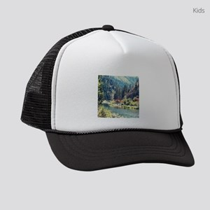 Mountain River Kids Trucker hat