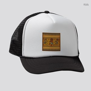 Best Seller Kokopelli Kids Trucker hat
