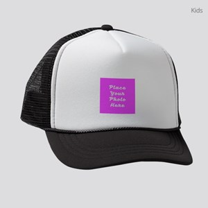 Customize your Photo Kids Trucker hat