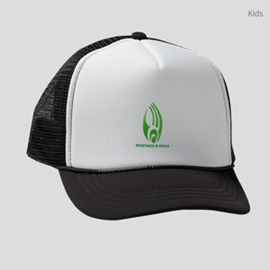Borg Symbol Personalized Kids Trucker hat