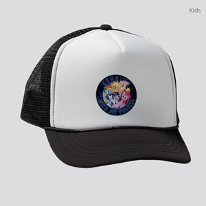 My Little Pony Hanging With My Po Kids Trucker hat