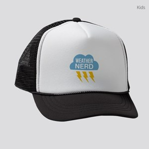 Weather Nerd Kids Trucker hat