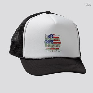 Mulberry Indiana Kids Trucker hat