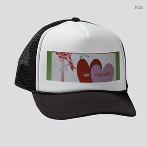 I AM YOUR GIFT Kids Trucker hat