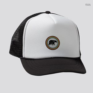 THE WESTERN EDGE Kids Trucker hat