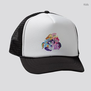 MLP Friends Kids Trucker hat