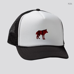 TO SEE RED Kids Trucker hat