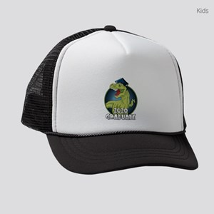 2020 Graduation Dinosaur Kids Trucker hat