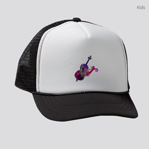 Violin Kids Trucker hat
