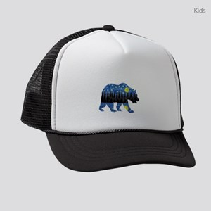 NIGHT LIGHTS Kids Trucker hat