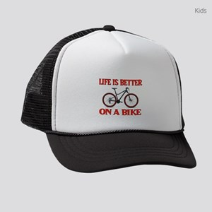 BIKE Kids Trucker hat