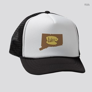 Likes Diner Kids Trucker hat