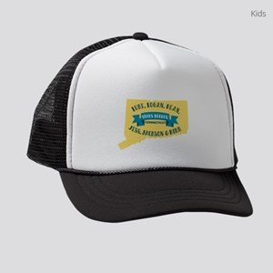 Gilmore girls female cast Kids Trucker hat