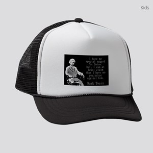 I Have No Special Regard - Twain Kids Trucker hat