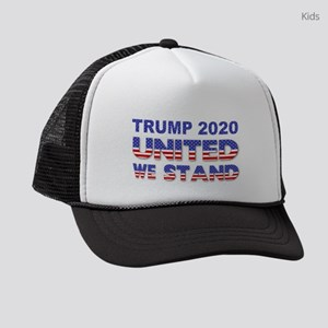 Trump 2020 United Kids Trucker hat