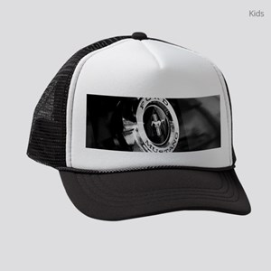 Ford Mustang Kids Trucker hat