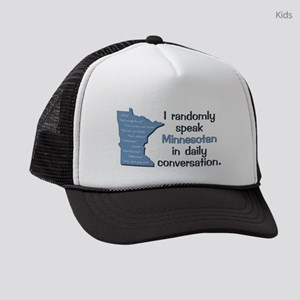 Random Minnesotan III Kids Trucker hat
