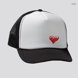 Couples Honeymoon I Stole Her Hea Kids Trucker Hat