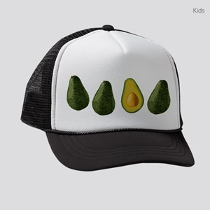 avocados_mug Kids Trucker hat