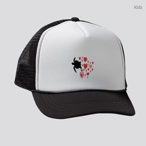 LOVELY ONES Kids Trucker hat