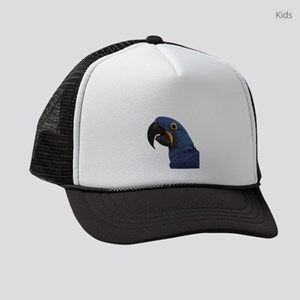 SEEING BLUE Kids Trucker hat