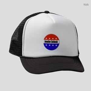 Jennifer Zielinski Kids Trucker hat