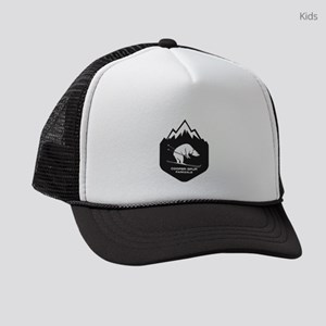 Cooper Spur - Parkdale - Oregon Kids Trucker hat