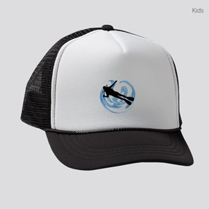 SCUBA MADE Kids Trucker hat