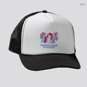 My Little Pony Retro Friends Shin Kids Trucker hat