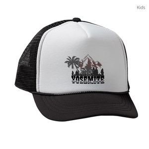 c336e3e9c YOSEMITE Kids Trucker hat